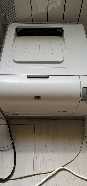 出惠普打印机
