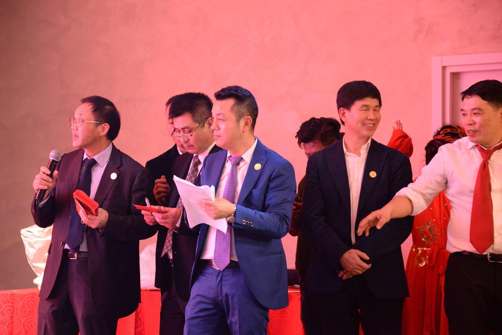 迎新春 辞旧岁――米兰文成同乡会隆重举办2018新春团拜会