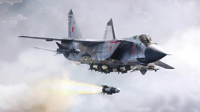 俄军用米格31拦截巡航导弹,二战英国的方法更有趣