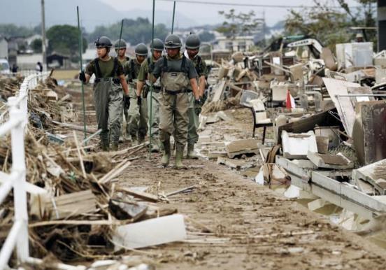 洪水灾害地区遇难者人数已达200人