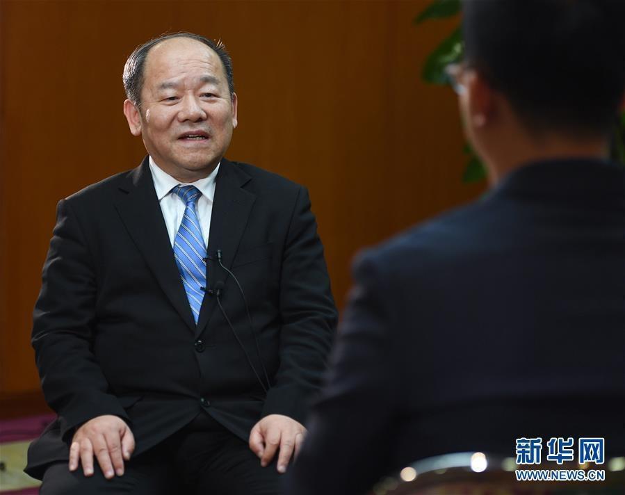中国经济稳中向好态势不会改变�D�D国家发展改革委副主任、国家统计局局长宁吉椿赜萌鹊阄侍