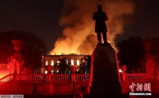 大火吞噬巴黎圣母院:这些文化遗产都曾遭遇火灾