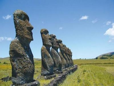 史前文明复活节岛之谜