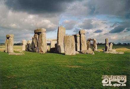 英国的巨石阵