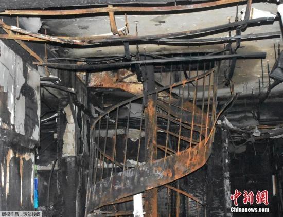 日本警方:京都動畫縱火犯或臆想其作品遭剽竊