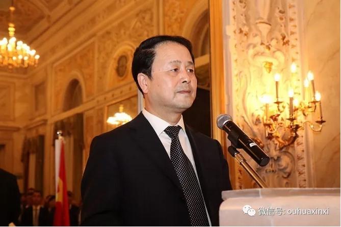 中国驻佛罗伦萨总领事馆举办2017年国庆招待会