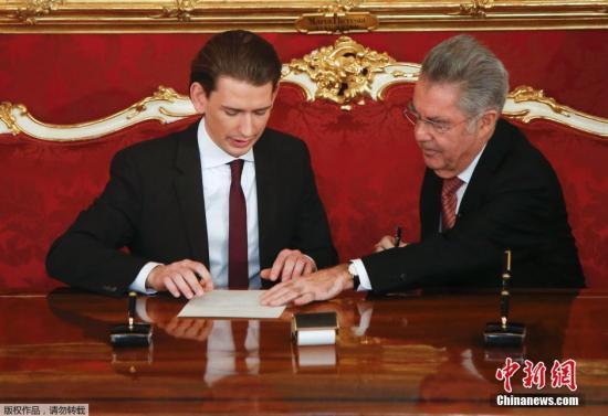 库尔茨赢得奥地利大选:31岁总理将带国家右转?