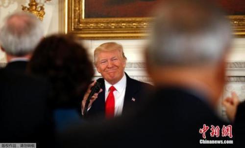 特朗普促部长撤控好友被指干预司法 白宫回应