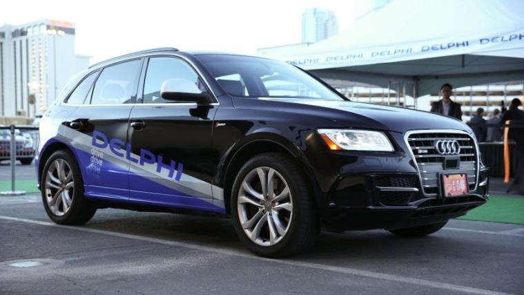 德意志银行:自动驾驶至少要等到2040年才能成为现实