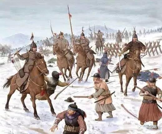 不吹不黑,入关前的八旗军在世界范围能不能算强军?