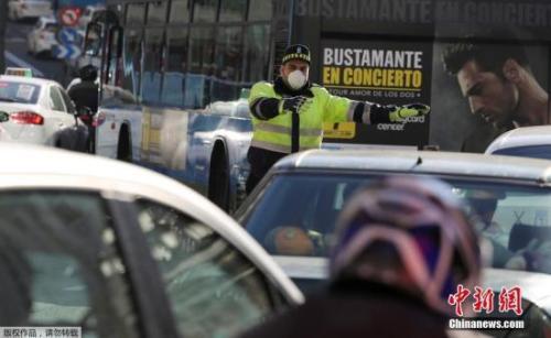 马德里市欲扩大交通管制范围 华人生活或受影响
