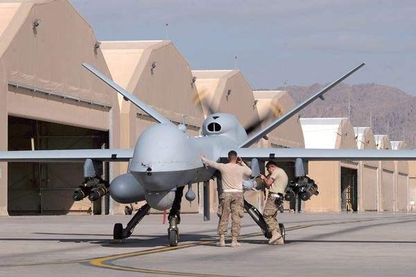印度巨资买无人侦察机对付谁?可发动远程攻击