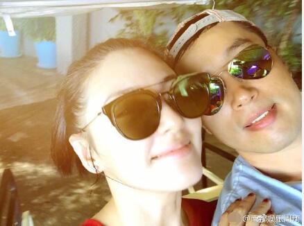 张雨绮怀孕数月将赴美待产 工作人员:为她开心