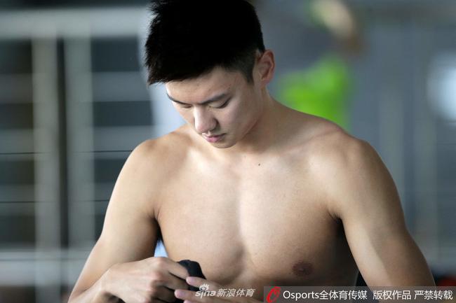 宁泽涛已拿全运所有游泳项目资格 基本无缘世锦赛