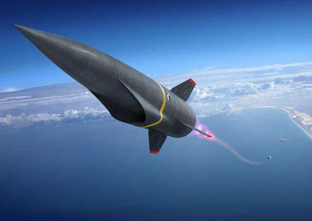 俄媒:美承认反导系统难对付中俄高超音速飞行器