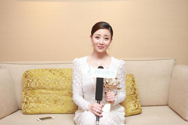 专访白玉兰最佳女主殷桃:收获大满贯后我会再接再厉