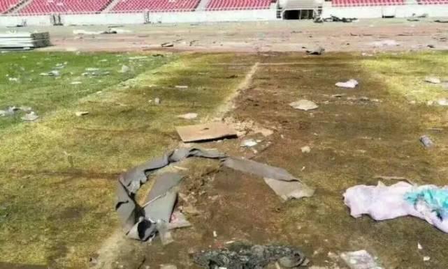 山西回应演唱会损坏足球草坪:对有损设施演出下封杀令
