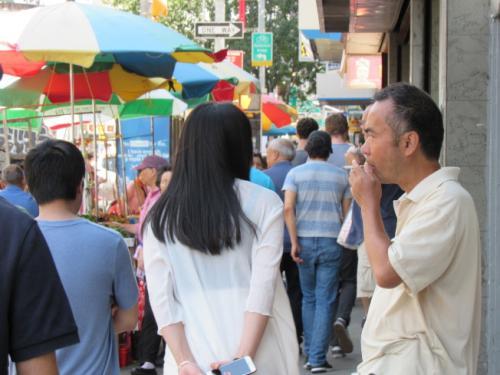 美国纽约华裔吸烟人口较多 肺癌夺命人数增七成