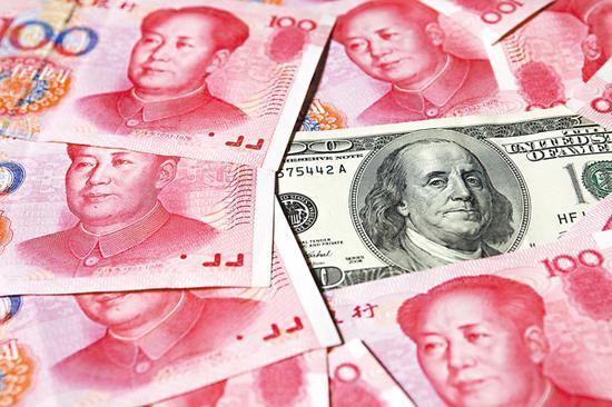 人民币创去年11月以来最高水平 美元指数创新低