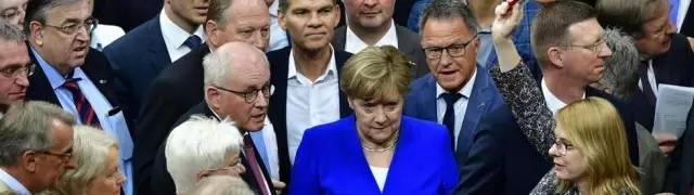 默克尔反对无效!德国同性婚姻正式合法化