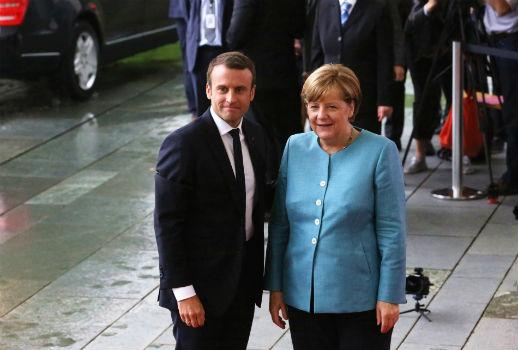 G20:默克尔呼吁对抗保护主义