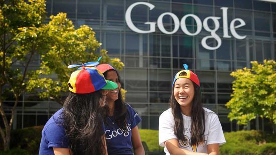 2017全球最具吸引力雇主 谷歌蝉联榜首