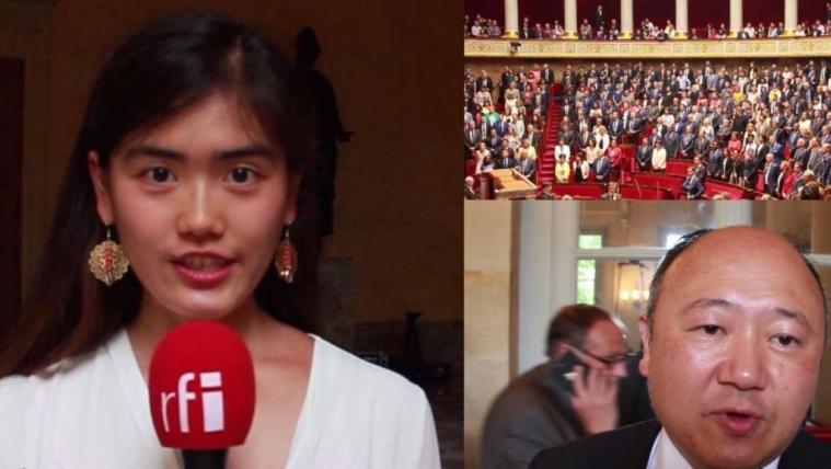【视频报道】法国国民议会:新议长与首位华裔国会议员
