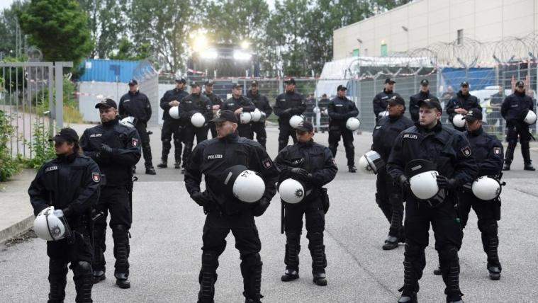 20国峰会:德国将出动15000名警察维护安全和秩序