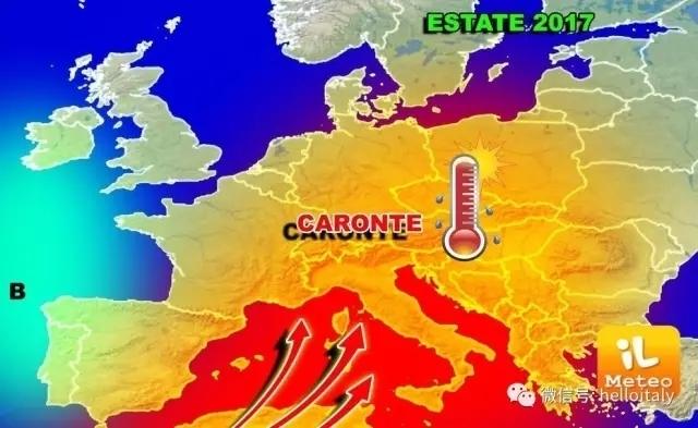 高温预警意大利将冲破40℃! 意媒:创150年来气象记录
