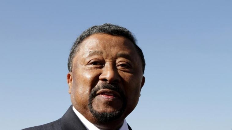 国际法院晤谈加蓬部长及温州裔反对派领袖让平