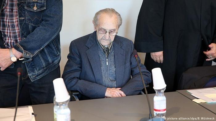 德国最后一起纳粹集中营相关诉讼:法官因偏见遭解职