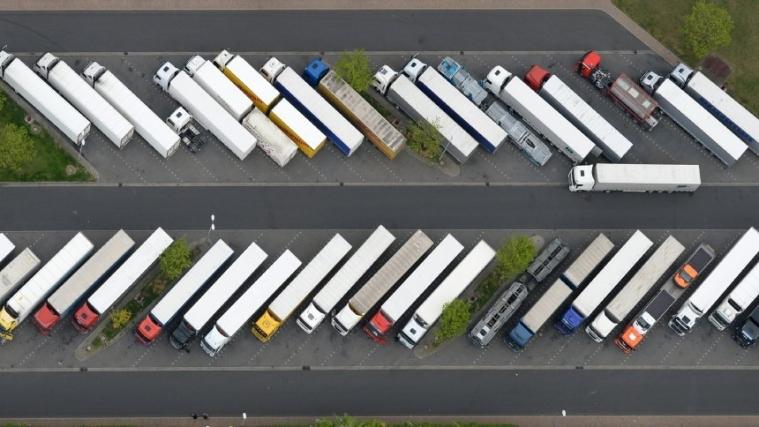 每年卡车货物失窃,造成数十亿欧元损失