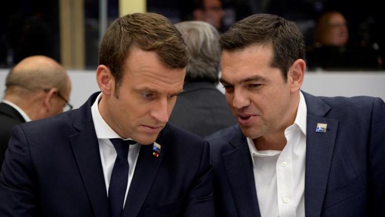"""马克龙建""""保护性欧洲""""动了谁的奶酪?"""