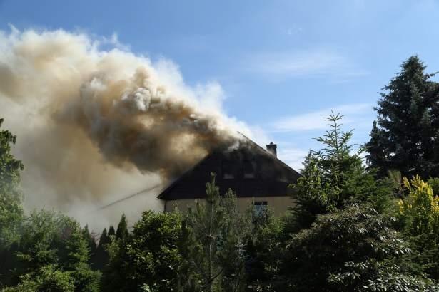 孙子除草,烧了祖父母的房子