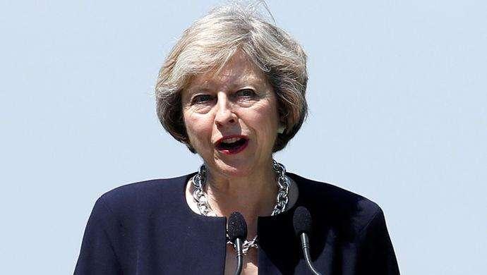 英保守党与民主统一党达成政治同盟协议