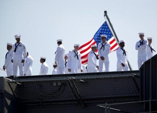美海军贪腐案又一军官被控:生活极奢华 接受性贿赂