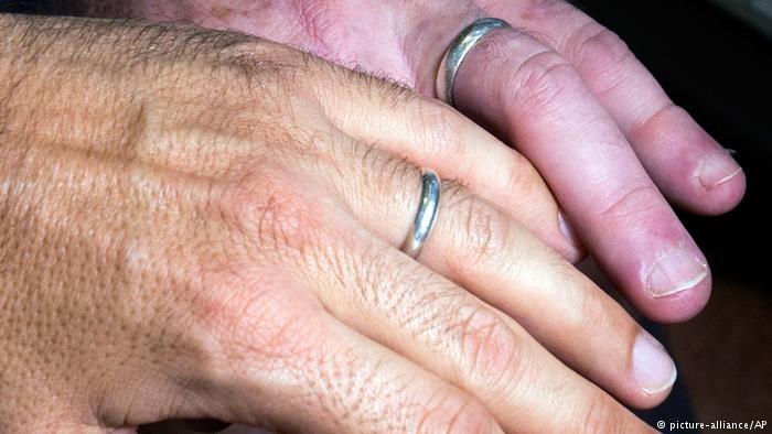 八成德国人支持同性婚姻合法化