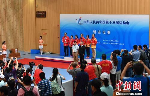全运会23岁中国小伙射击夺冠爆冷 华侨华人参赛