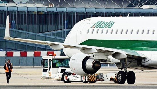 意大利航空在美申请破产保护