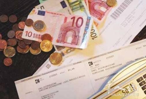 意大利手机费和电气账单不再按28天来计算