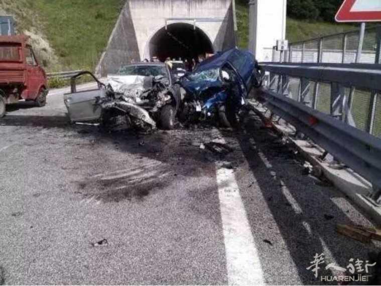 高速车祸致4死4伤,死者包括一名8岁男孩!