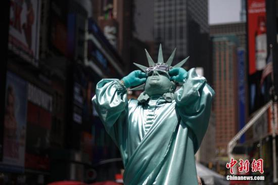 """台湾女子游美遭莫名殴打 """"纽约梦""""或因歧视破碎"""