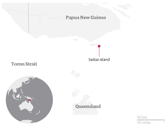 澳大利亚遣返5名中国偷渡者 蛇头和一中国人被捕