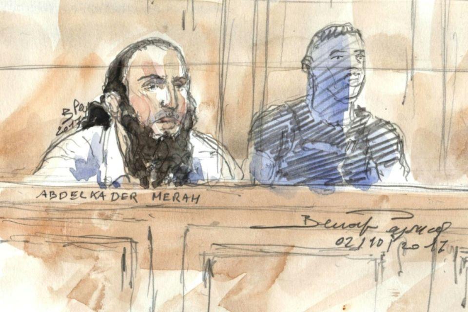图卢兹连环枪击案凶犯哥哥受审