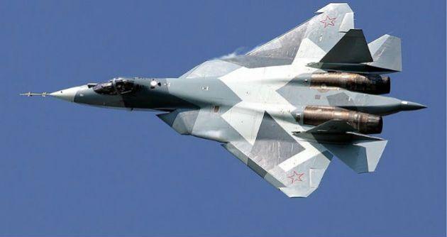 苏-57战机欲推倒重来 印五代战机引进无望