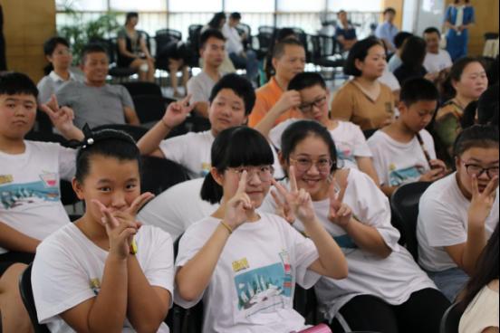 施强培训学校携中天国际筑梦暑期英语夏令营