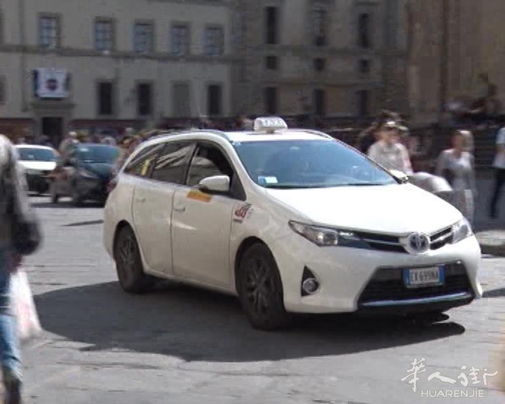 佛罗伦萨一名华人醉酒后袭击意大利出租车司机