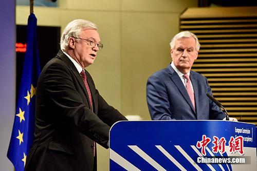 民调:若脱欧谈判破裂 半数英民众欲再公投做决定