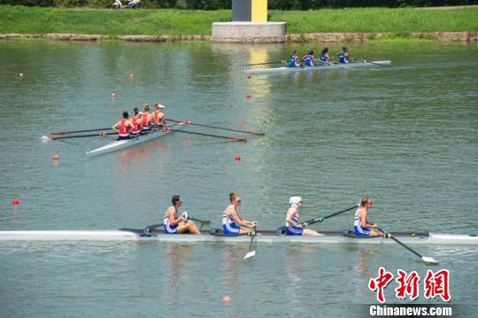 世界大学生赛艇锦标赛首次走出欧洲在上海举办