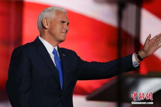 美副总统彭斯称美国到2020年将建成太空军